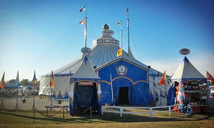 Zoppé, An Italian Family Circus - Chandler Center for the Arts: Zoppé, An Italian Family Circus at Chandler Center for the Arts on December 26–January 4 (Up to 42% Off)