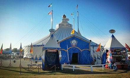 Zoppé, An Italian Family Circus at Chandler Center for the Arts on December 26–January 4 (Up to 42% Off)