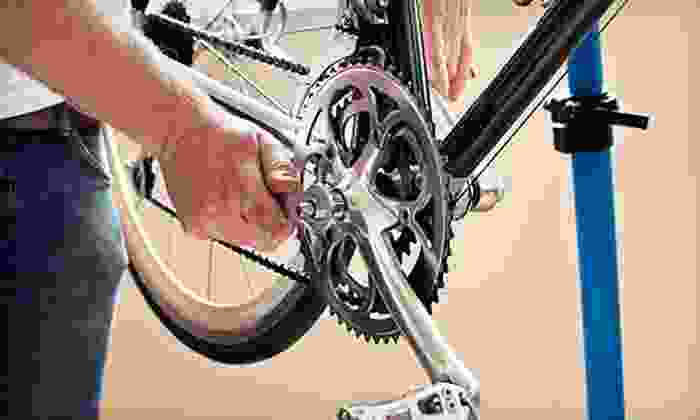 The Bicycle Clinic - Baymeadows Center: $20 for a Bicycle Tune-Up with Free Pickup and Drop-Off at The Bicycle Clinic ($40 Value)