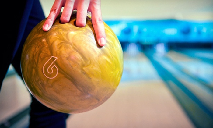 Windsor Bowling Lanes - Windsor Park: Three Hours of Bowling for 5 or 10 People with Popcorn and Pop at Windsor Bowling Lanes (Up to 79% Off)