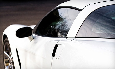 $29 for $100 Toward Automotive Window Tinting, Windshield Replacement, or Permanent Rust Proofing...