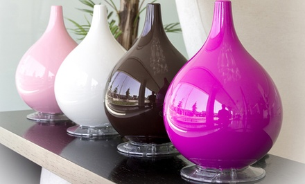 Objecto Hybrid Humidifier with Aromatherapy