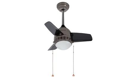 Ventilador de techo con luz LED