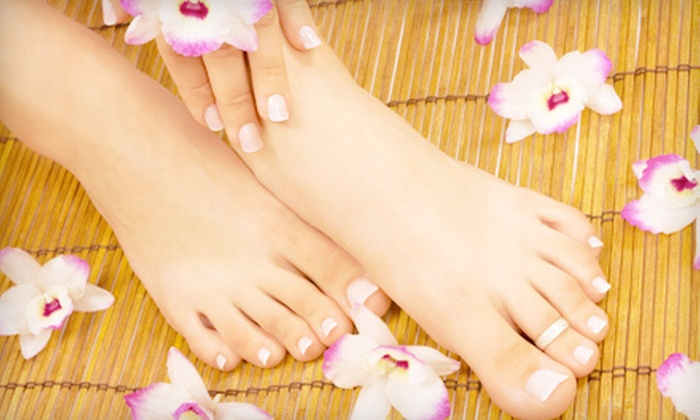Laser Nail Therapy Clinic - Alvarado Medical Plaza: Nail-Fungus Treatment for One or Both Feet at Laser Nail Therapy Clinic (Up to 70% Off)