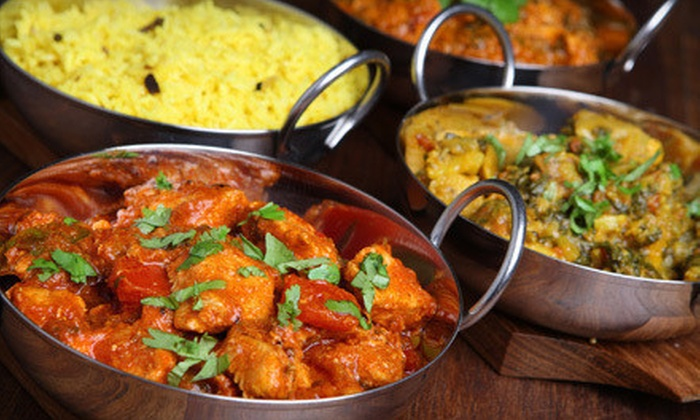Bombay Palace - Beverly Hills: $30 Worth of Indian Food