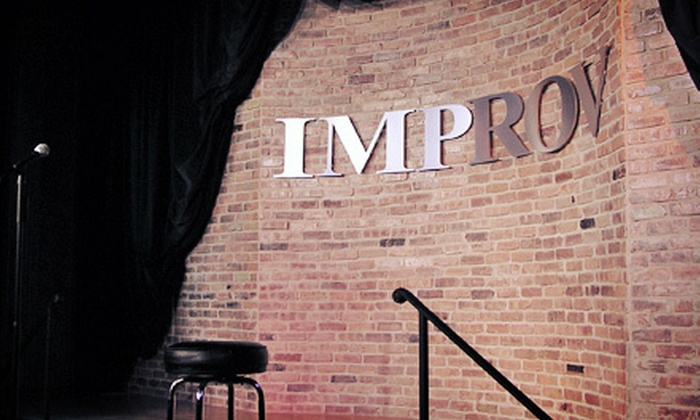 Tampa Improv - Tampa Improv - Ybor City: Comedy Night for Two or Four at Tampa Improv (Up to 78% Off)