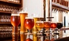 Beermiscuous - North Side: $32 for a 60-Minute Guided Beer Sampling at Beermiscuous ($56.50 Value)