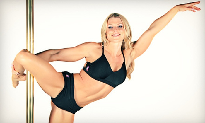 Pole Fitness Studio - Las Vegas: $25 for Two Classes at Pole Fitness Studio (Up to $60 Value)