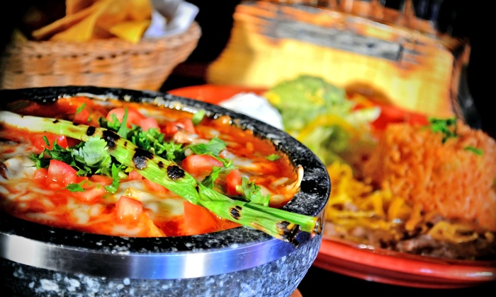 Mazatlan - Multiple Locations: Mexican Food at Mazatlan (Up to 40% Off). Three Options Available.