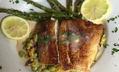 $18.50 for $30 Worth of <strong>American</strong> Cuisine at Donovan's Reef