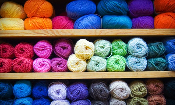 Needlework Unlimited - Minneapolis: $15 for $30 Worth of Knitting and Needlework Supplies at Needlework Unlimited