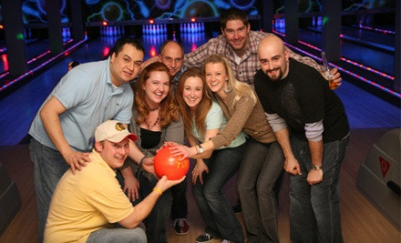 One Hour of Bowling and Shoe Rentals for Four or Six at Tivoli Bowling Center (Up to 51% Off)