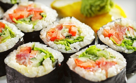 $34 Groupon for Japanese Cuisine for 2 or more Diners - Ebisu in Palm Beach Gardens