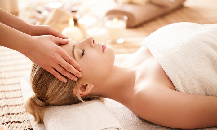 Supple Spa - Flatiron District: Aromatherapy Massage and Collagen Facial for One or Two at Supple Spa (Up to 62% Off)