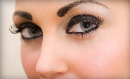 Permanent Makeup for Upper and Lower Eyes or Lips at Salon Z (Up to 74% Off)