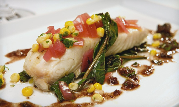 Oceanique - Evanston: Chef's Five-Course Seafood Tasting Dinner for One or Two at Oceanique (Up to 51% Off)