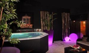 Lounge & Spa: Entrée au spa privatisé avec accueil VIP avec repas en option dès 59 € au Lounge & Spa