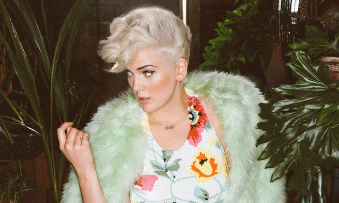 Betty Who - Murat Theatre at Old National Centre: Betty Who – The High Society Tour at Deluxe at Old National Centre on October 15 at 9 p.m. (Up to 50% Off)