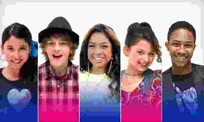 Kidz Bop Kids - House of Blues Chicago: $13 for Kidz Bop Kids at House of Blues Chicago on Saturday, October 26, at 1 p.m. (Up to $29.45 Value)