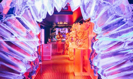 Eis Haus Ice Lounge Experience, Entry for One, 22 January - 26 February, Chiswick House Gardens, London (Up to 31% Off)