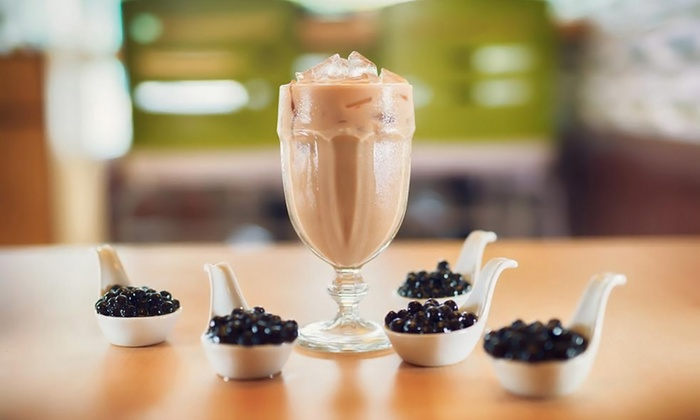 Tealosophy - Allston: $10 for Four Groupons, Each Good for $5 Worth of Tea, Smoothies and Shaved Snow at Tealosophy ($20 Value)