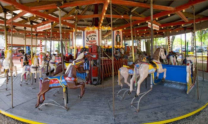 Kiddie Park San Antonio - San Antonio: Unlimited Rides at Kiddie Park (Up to 64% Off). Three Options Available.