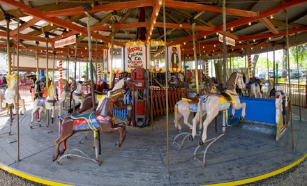 Choice of Ride Bands for 4 Kids, Valid for 1 Day of Unlimited Rides - Kiddie Park in San Antonio