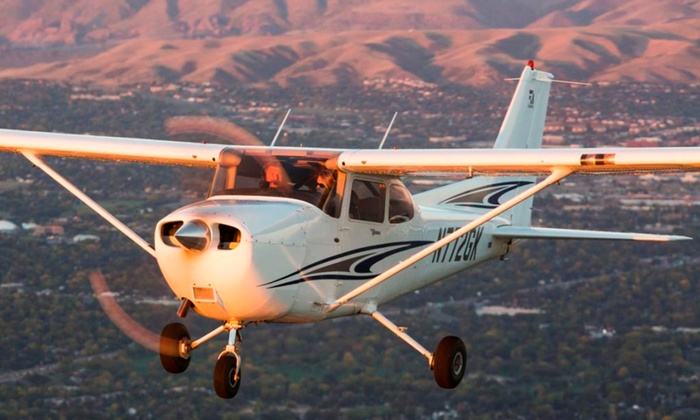 Alliance Flight Training - Alliance Flight Training - Front Range Airport: $299 for a Flight-Training Bundle at Alliance Flight Training ($629 Value)