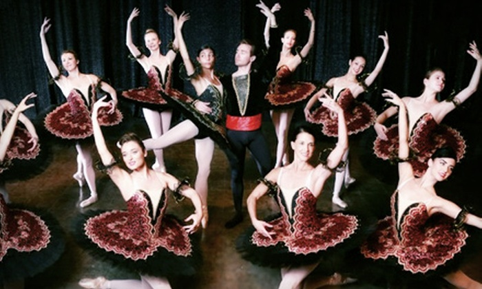 "Terpsicore Dance Company Presents ""Paquita and Other Works"" - Tempe: Terpsicore Dance Company Presents ""Paquita and Other Works"" on July 29 or 30 (Up to 56% Off)"