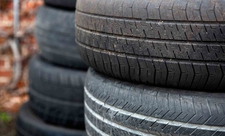 Tire Swap and/or Rust-Proofing Treatment at Lugnutz Autocare (Up to 49% Off)