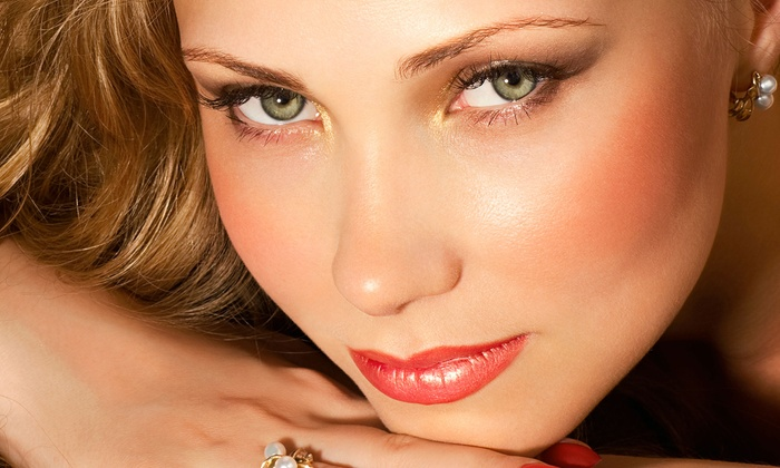 Adastra Divani - Boca Raton: Permanent Makeup on the Upper or Lower Eyelids or Both at Adastra Divani (Up to 55% Off)