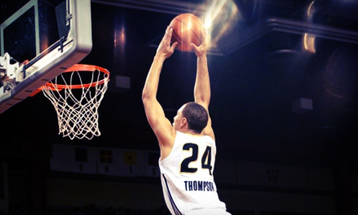 Erie BayHawks - St. Mary: Erie BayHawks Basketball Game for Two on December 6 or 28 at 7 p.m. at Erie Insurance Arena (Up to 60% Off)