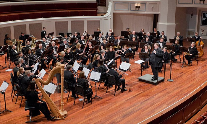 "Indiana Wind Symphony Presents: ""American Tapestry"" - The Palladium: Indiana Wind Symphony Presents: ""American Tapestry"" on Saturday, May 17 (Up to 55% Off)"