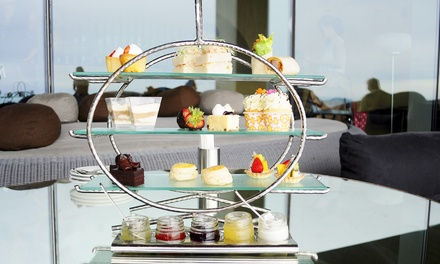 Afternoon Tea with Optional Champagne for Two or Four at Park Grand London Heathrow