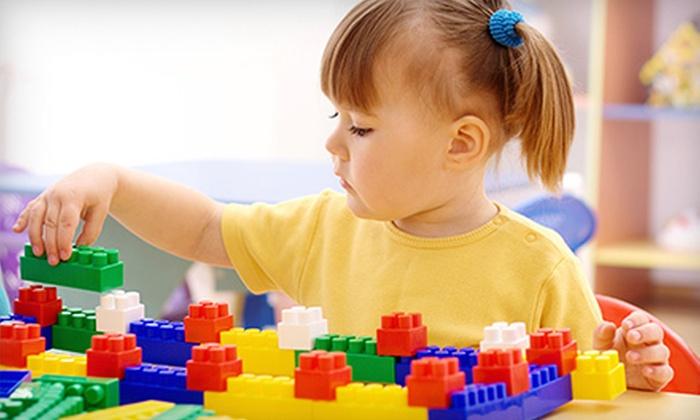 Bricks 4 Kidz - Martinez: Four or Eight Lego Play Sessions at Bricks 4 Kidz (Up to 64% Off)
