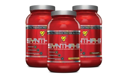 Syntha-6 Ultra Premium Lean Muscle Protein Powder (2.91lb Jar)