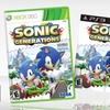Sonic Generations for Xbox 360 or PS3