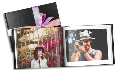 1 o 2 fotolibros personalizables de 20, 40 o 60 páginas desde 8,99 € en Printer Pix
