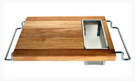 Chef Buddy Sink Cutting Board