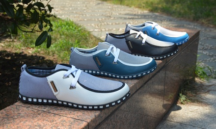 Men's Low-Top Loafers