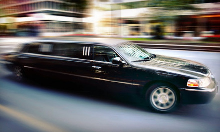 Executive Charters - Napa / Sonoma: $369 for a Six-Hour Self-Guided Limo Winery Tour for Up to Eight from Executive Charters ($750 Value)