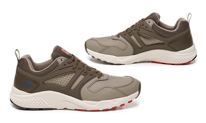Donna LOTTO Breeze Up scarpa sportiva grigio Sneaker donna