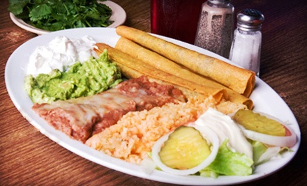 $20 Toward Mexican Food and Drinks for 2 - Mario's Place in Oshkosh