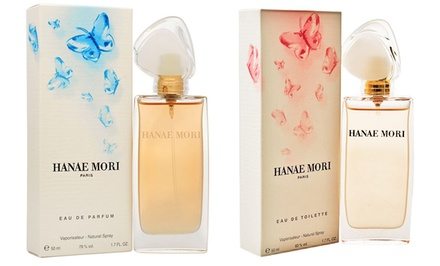 Hanae Mori by Hanae Mori Eau de Toilette or Eau de Parfum for Women; 1.7 Fl. Oz. from $27.99–$30.99
