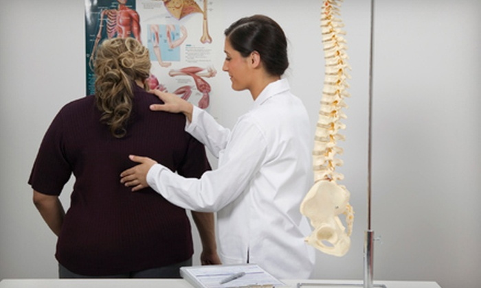Umansky Chiropractic - Upper East Side: $39 for a Chiropractic Package with a Follow-Up Exam at Umansky Chiropractic ($395 Value)