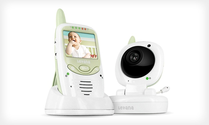 Levana Safe N' See Video Baby Monitor: $89 for a Levana Safe N' See Video Wireless Baby Monitor ($239.99 List Price). Free Shipping and Free Returns.