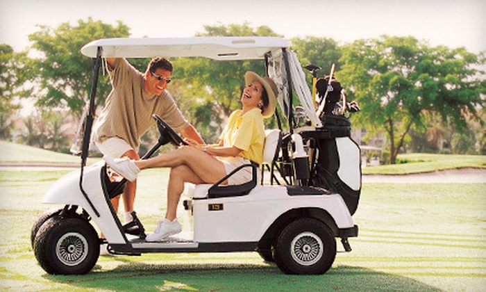 Rancho Sierra Golf Course - Tierra Bonita: 18 Holes of Golf with Cart Rental for Two or Four at Rancho Sierra Golf Course (Up to 54% Off)