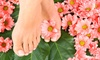 Bowtye Beauty Bar - North Miami Beach: One or Two Mani-Pedis or Gel Manicures at BowtYe Beauty Bar  (Up to 48% Off)