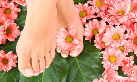 One or Two Mani-Pedis or Gel Manicures at BowtYe Beauty Bar  (Up to 52% Off)