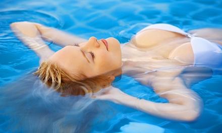 1 Stunde Floating inklusive Wasser und Tee für 1 oder 2 Personen im Float Point (bis zu 41% sparen*)
